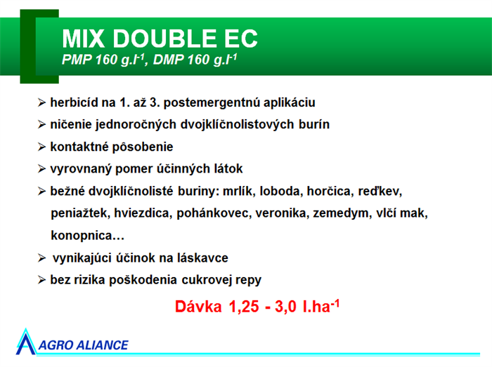 Mix Double EC